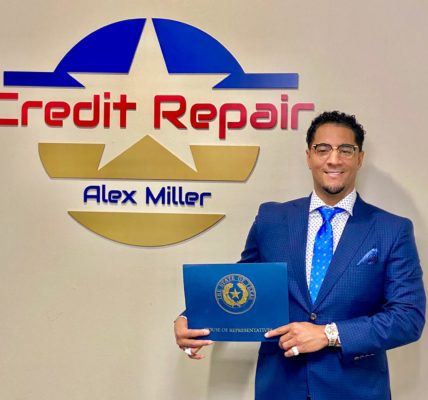 Credit Repair Specialist Alex Miller's Handbook on Repairing Your Own Credit Score